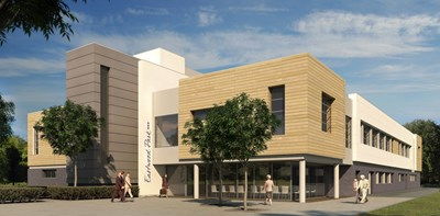 Image for New Building Blog